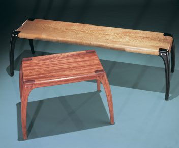 Rick Pohlers Designed Benches